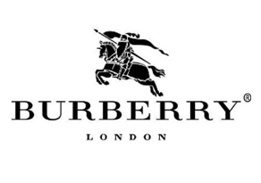 Link to Burberry London website