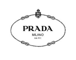 Link to Prada Milano website.